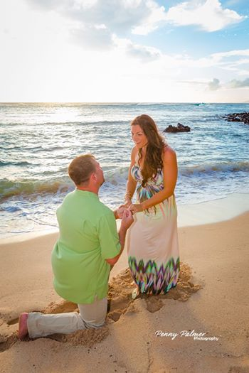 Maui Surprise Engagement
