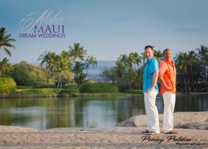 Kona gay weddings