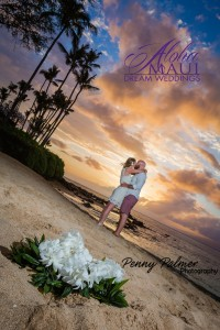 Maui Weddings beach