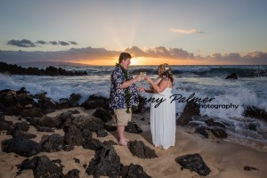 Maui beach weddings Wailea