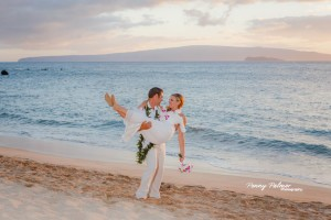 Maui weddings Palauea