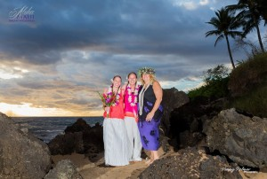 gay weddings in Wailea