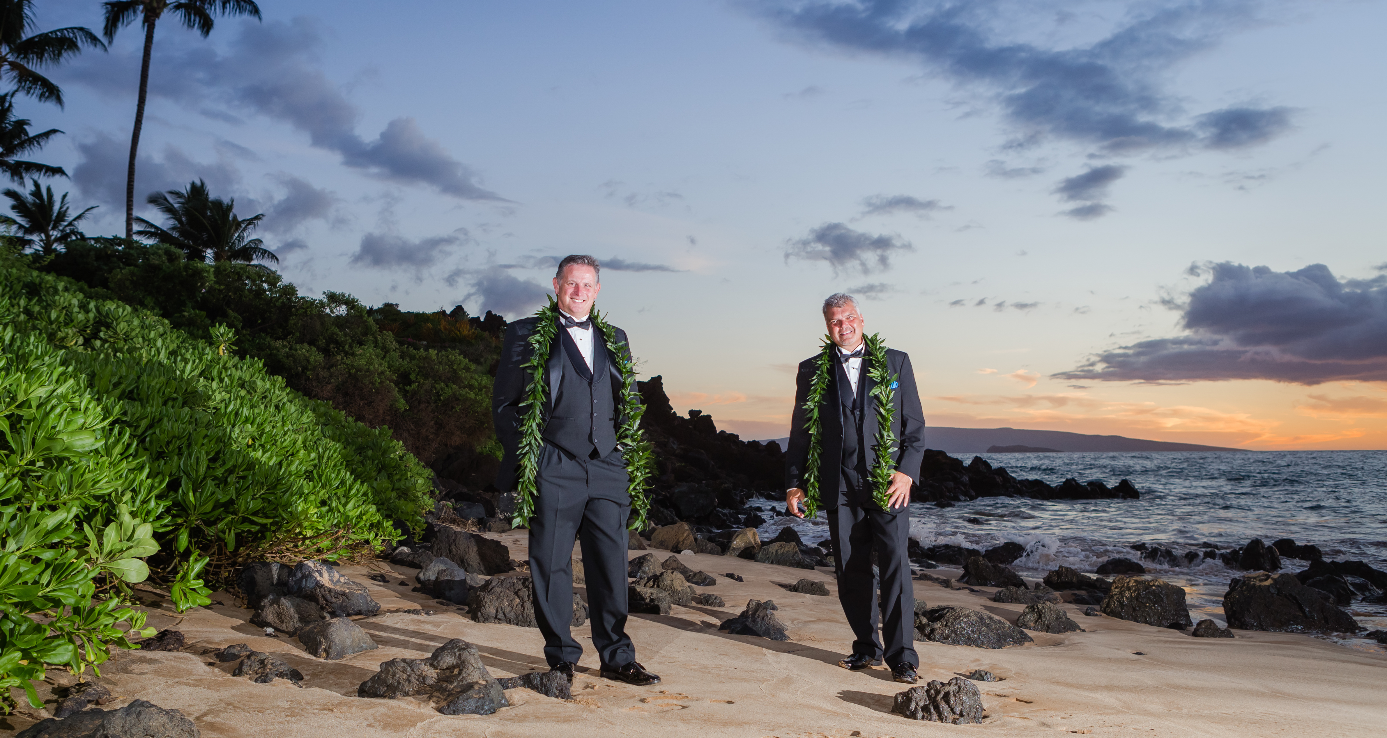 Gay weddings in Hawaii